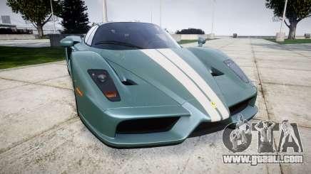Ferrari Enzo 2002 [EPM] Stripes for GTA 4