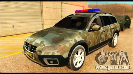 Volvo XC70 Camo for GTA San Andreas