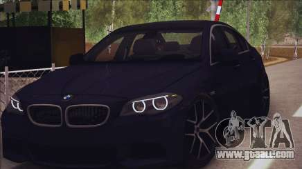 BMW M550d 2014 for GTA San Andreas