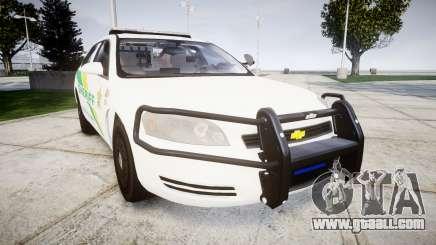 Chevrolet Impala Martin County Sheriff [ELS] for GTA 4