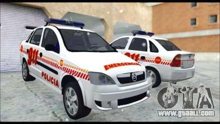 Chevrolet Corsa Premium Policia de Salta for GTA San Andreas