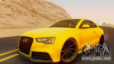Audi RS5 (RC) for GTA San Andreas