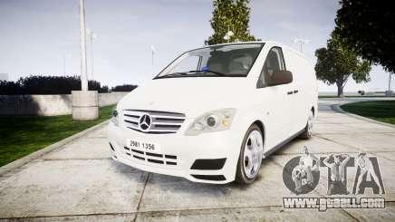 Mercedes-Benz Vito GIGN [ELS] for GTA 4