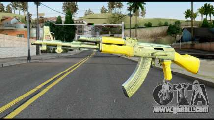 AK47 from Max Payne for GTA San Andreas