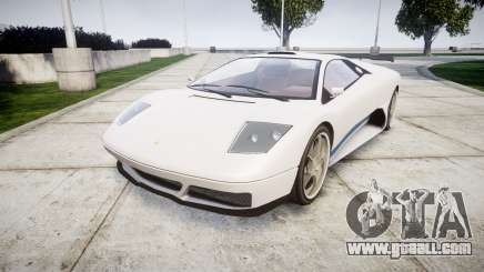 GTA V Infernus Pegassi [Retexture] for GTA 4