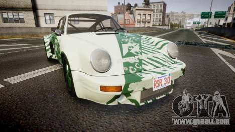 Porsche 911 Carrera RSR 3.0 1974 PJnfs for GTA 4
