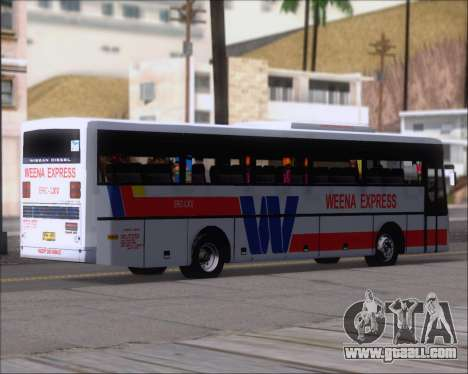 Nissan Diesel UD WEENA EXPRESS ERIC LXV for GTA San Andreas right view
