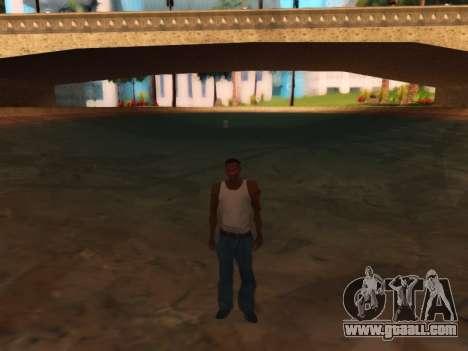ENB by Robert for GTA San Andreas sixth screenshot