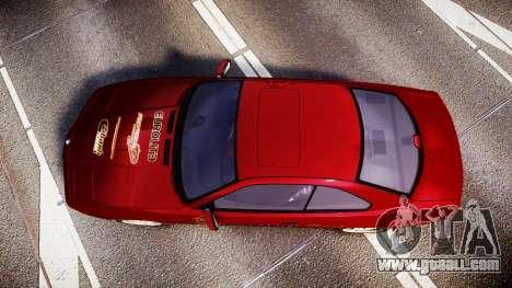 BMW E31 850CSi 1995 [EPM] Castrol Red for GTA 4