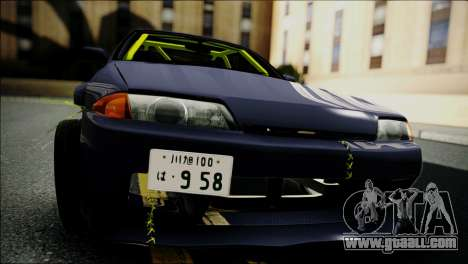 Nissan Skyline GT-S R32 for GTA San Andreas right view