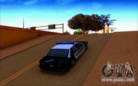 Ivy ENB June for GTA San Andreas second screenshot