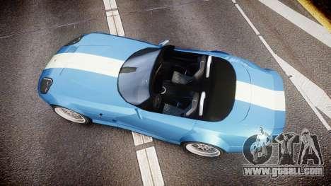 Bravado Banshee Viper for GTA 4 right view