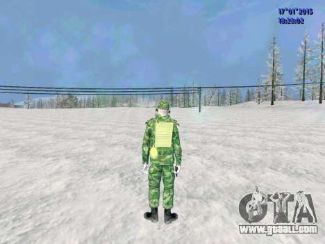 The airborne radio operator for GTA San Andreas second screenshot