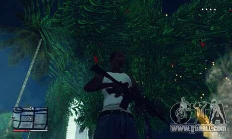 C-HUD GTA 4 with Map for GTA San Andreas fifth screenshot