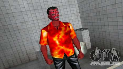 Devil Skin for GTA Vice City second screenshot