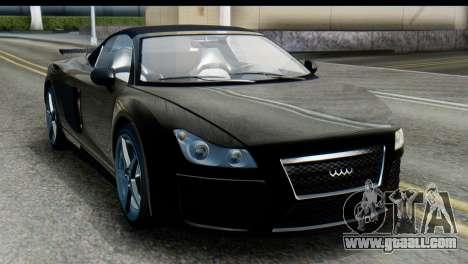 GTA 5 Obey 9F Cabrio SA Mobile for GTA San Andreas