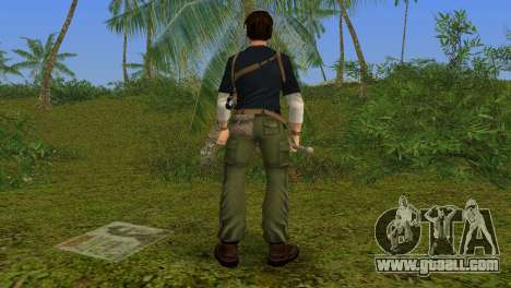 Kurtis Trent for GTA Vice City forth screenshot