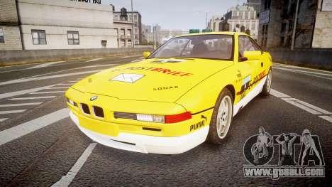 BMW E31 850CSi 1995 [EPM] E-Post Brief for GTA 4