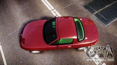Mazda MX-5 Miata NA 1994 [EPM] for GTA 4 right view