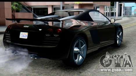GTA 5 Obey 9F Cabrio SA Mobile for GTA San Andreas left view