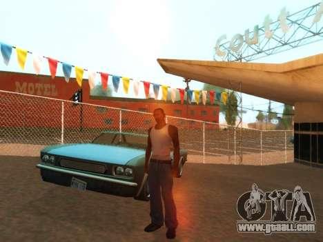 ENB by Robert for GTA San Andreas forth screenshot