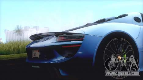 GTA SA ENB - Z.A. Project 2015 for GTA San Andreas eleventh screenshot