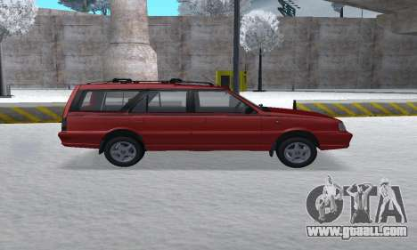 Daewoo FSO Polonez P-120 Concept 1998 for GTA San Andreas back view