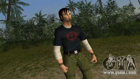 Kurtis Trent v.2 for GTA Vice City fifth screenshot