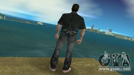 Vampire Skin for GTA Vice City third screenshot
