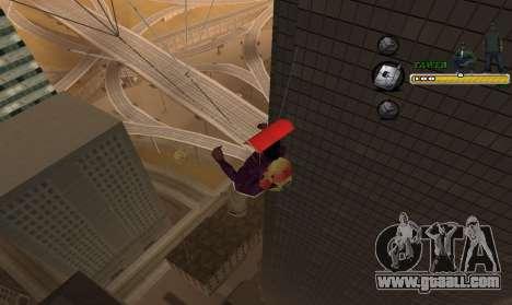 C-HUD TaweR Green for GTA San Andreas forth screenshot