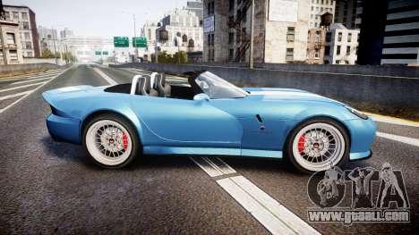 Bravado Banshee Viper for GTA 4 left view