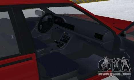 Daewoo FSO Polonez P-120 Concept 1998 for GTA San Andreas