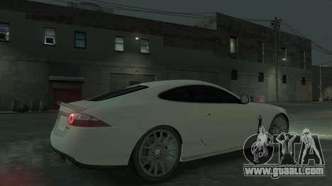 Jaguar XK v.2.0 for GTA 4