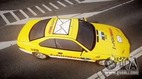 BMW E31 850CSi 1995 [EPM] E-Post Brief for GTA 4 right view