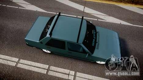 Tofas Dogan SLX for GTA 4 right view