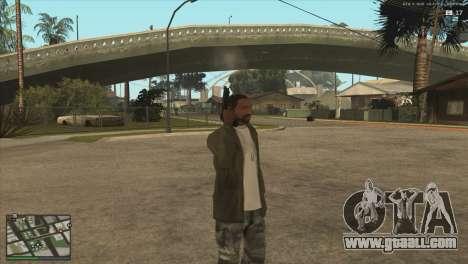 M9 Killing Floor for GTA San Andreas third screenshot