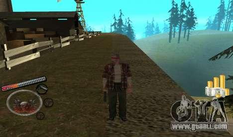 C-HUD Money for GTA San Andreas third screenshot