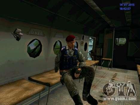 The Foreman Of The Eagle for GTA San Andreas sixth screenshot