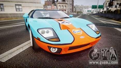 Ford GT 2005 [EPM] Gulf for GTA 4