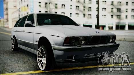 BMW M5 E34 Wagon for GTA San Andreas
