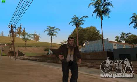 Animations from GTA 4 for GTA San Andreas second screenshot