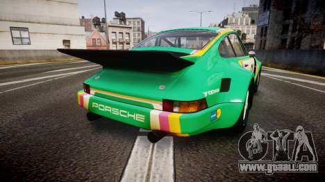 Porsche 911 Carrera RSR 3.0 1974 PJ53 for GTA 4 back left view