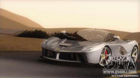 GTA SA ENB - Z.A. Project 2015 for GTA San Andreas third screenshot