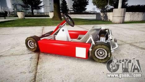 Go Kart for GTA 4