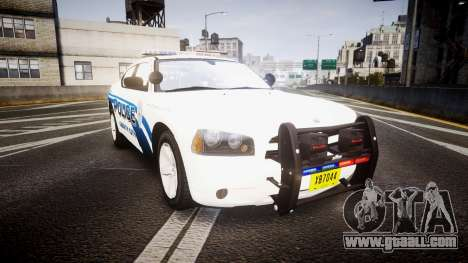 Dodge Charger 2006 LCPD [ELS] for GTA 4