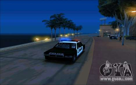 Ivy ENB June for GTA San Andreas third screenshot