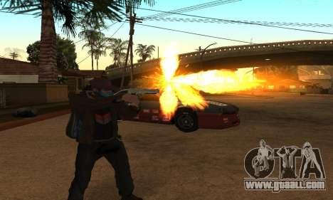 GTA 5 Desert Eagle for GTA San Andreas second screenshot