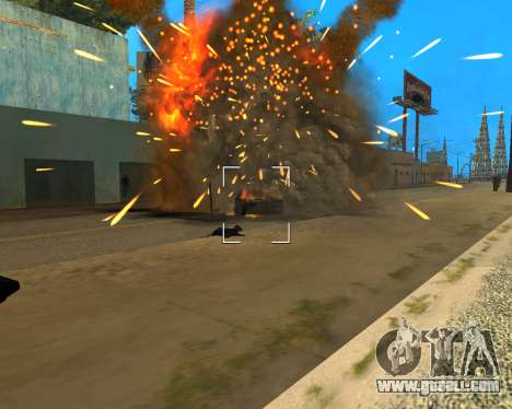 Ledios New Effects for GTA San Andreas fifth screenshot