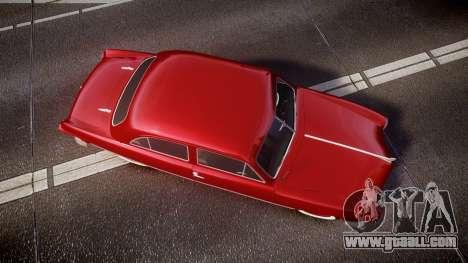 Ford Custom Tudor 1949 for GTA 4 right view