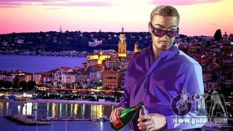 Loading screens, French Riviera for GTA 4 eighth screenshot